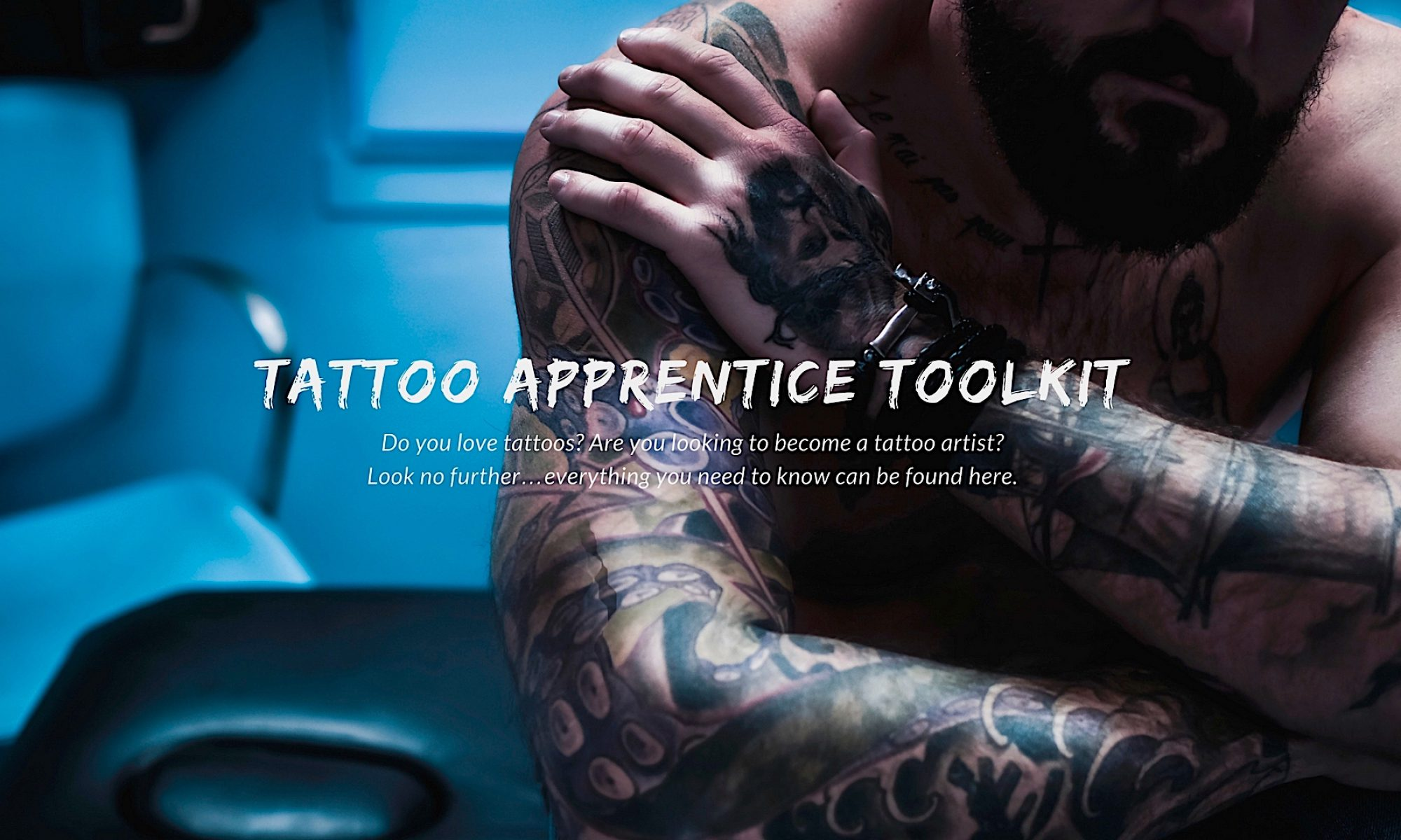 Tattoo Apprentice Toolkit
